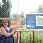 """""""Esto es fabuloso, estoy muy feliz"""", dijo Elizabeth Lorris Ritter, presidenta del Comité de Asuntos Culturales y Parques de la CB12."""