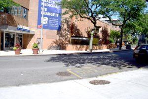 Desde2017, varios eventos de cierre de callese han realizado en el sitio.