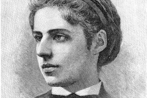 Emma Lazarus.