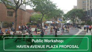 El plan fue aprobado por la Junta Comunitaria 12.