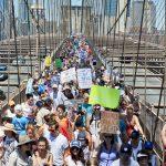 Decenas de miles marcharon. Foto: C. Vivar