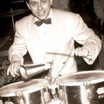 El gigante del jazz latino Tito Puente.