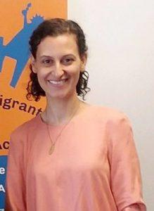 Immigrant Affairs (MOIA) Commissioner Bitta Mostofi.
