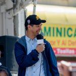 El concejal Ydanis Rodríguez organiza el Día sin Coches.