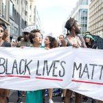 Black Lives Matter activists.
