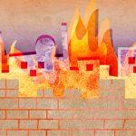 """""""Las tres semanas"""" conmemoran la destrucción de los templos judíos."""