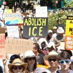 An end to ICE. Photo: C. Vivar