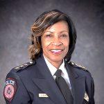 Vera Bumpers es la presidenta de la Organización Nacional delos Cuerpos Policiales Negros.