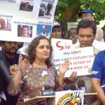 """""""Es injusto, y está mal"""", argumentó el director ejecutivo de la NYTWA, Bhairavi Desai."""