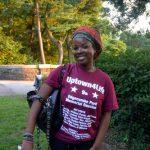 """""""Tenemos que permanecer juntos"""", dijo Miriam Doumbia."""