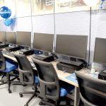 Este es el 25º laboratorio de cómputo abierto por Spectrum en la ciudad.