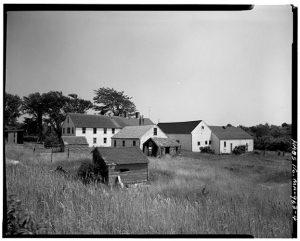Una imagen del asilo Canton, que abrió en 1903.