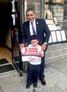 Espaillat has advocated for 5,000 new affordable units.