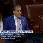 Espaillat on the floor.
