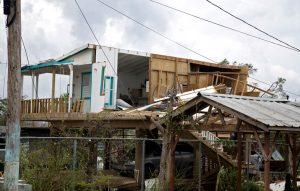 Los daños del huracán María se estimaron en más de $100 mil millones de dólares.