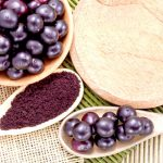 Acai berries, rich in antioxidants, are touted as a superfood.