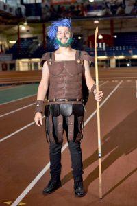 A gladiator.