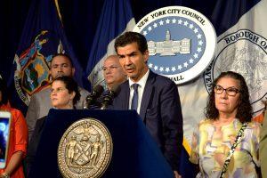 """""""Creo que este es un buen plan"""", dijo el concejal Ydanis Rodríguez."""