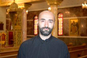 """""""Este es el legado que estamos tratando de salvaguardar"""", dijo el p. Nicolás Kazarian."""