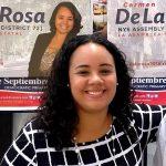 La titular Carmen de la Rosa derrotó a los retadores en el distrito de la Asamblea 72.