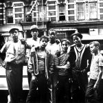 Group of Young Men on 111th Street, 1966 Photo: Hiram Maristany/ Smithsonian American Art Museum