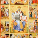 """St. Spyridon era conocido como """"el Milagroso""""."""