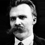 German philosopher Friedrich Nietzsche.