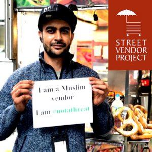 El proyecto trabaja para proteger y sostener los derechos de los vendedores ambulantes.