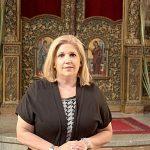 """""""Significa mucho ahora se ve como cuando yo era un niña"""", dijo Lydia Vagelos-Callimanis, presidenta del Consejo Parroquial."""