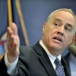 """We cannot go backwards on health care,"" said State Comptroller Thomas P. DiNapoli."