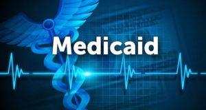 Los fondos federales pagaron el 54 por ciento de los costos estatales de Medicaid en el último año fiscal.