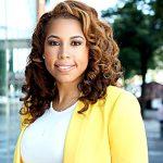 Gabrielle Simpson es la directora de Comunicaciones de Barnard College.
