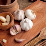 Go for garlic.
