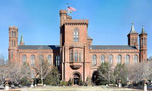 El Smithsonian Institution es el museo y complejo de investigación más grande del mundo.