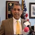"""We want to ensure that [immigrants] know,"" said Congressman Adriano Espaillat."