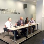 The discussion was hosted by the Center for Community and Ethnic Media (CCEM).