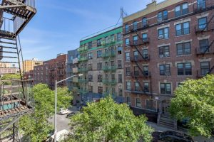 A rezoning plan for East Harlem was approved by the City Council last year.