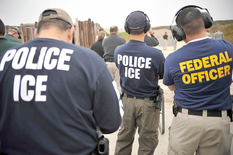 """ICE already has a tremendous amount of information at their disposal,"" says Fernández."