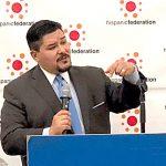 """""""No podría preocuparme menos por los enemigos"""", dice el canciller del DOE, Richard Carranza."""