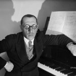 Works by composer Igor Stravinsky will be featured.