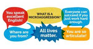 microagression chart