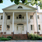 The Morris-Jumel Mansion.