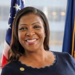 NYS Attorney General Letitia James.