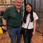 Dave Hunt with Awkwafina